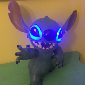Stitch Bubble Shooter with Light Up Eyes